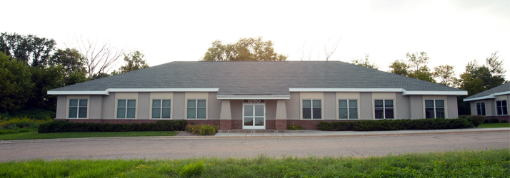 Chiropractic Eagan MN Cornerstone Family Chiropractic Building