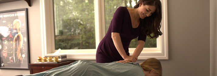 Chiropractor Eagan MN Kristin Fellows Spinal Adjustment